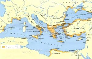 10 σημαντικοί χάρτες από την Αρχαία Ελλάδα
