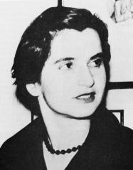 Ρόζαλιντ Φράνκλιν - Rosalind Franklin