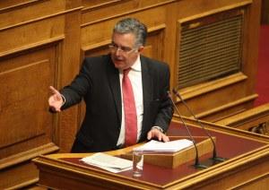Βασίλειος Νικόλαος Α. Υψηλάντης Βουλευτής Δωδεκανήσου        Νέα Δημοκρατία