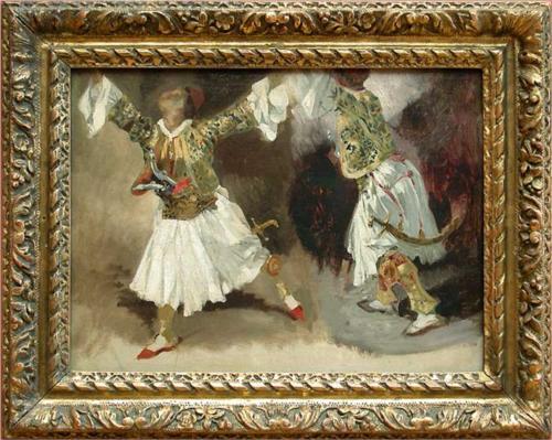 Χορός Σουλιωτών